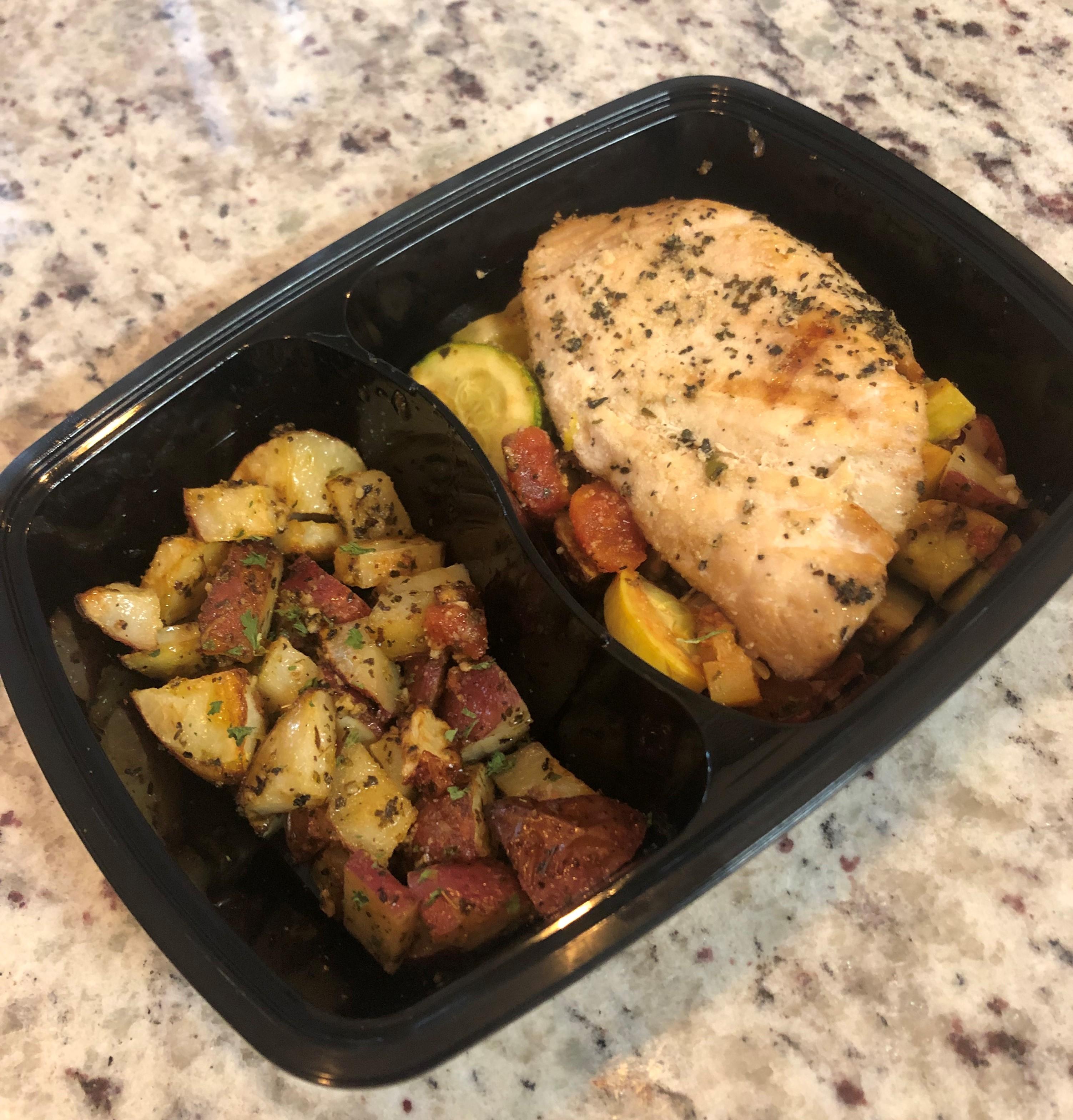 Midtown Cafe Grab-n-Go Dinner